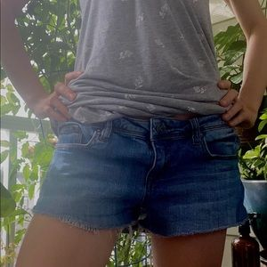 FOX Dylan Jean Shorts size 5/27